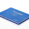 Pilot Logbook Binder Blue