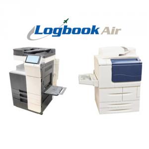 pilot logbook printing by logbookair