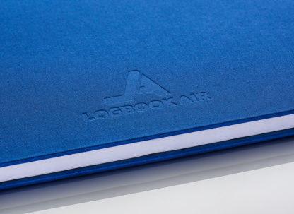 blue pilot logbook